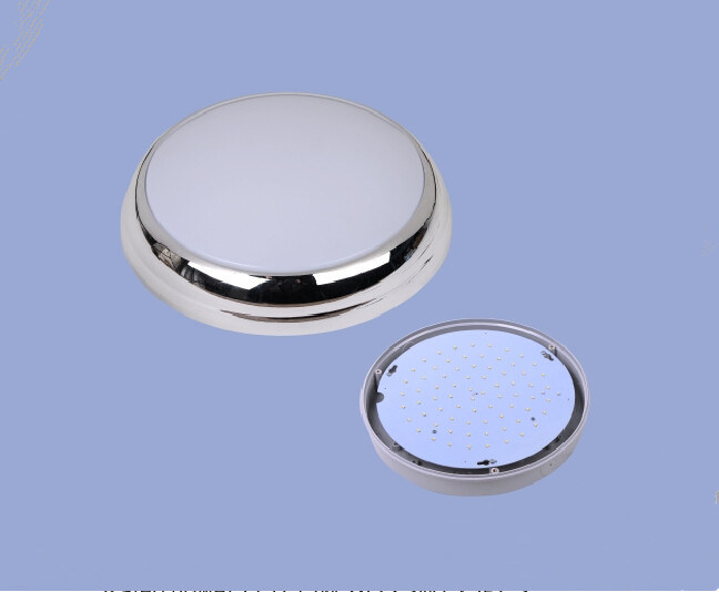 15W PC IP54 LED Ceiling Light