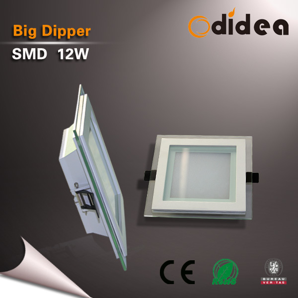 12W Square LED Ceiling Light (CZPS12067)