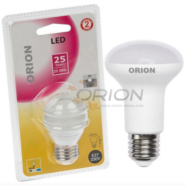 Ultra-Compact R-Type 5W, 7W Reflector LED Light Bulb