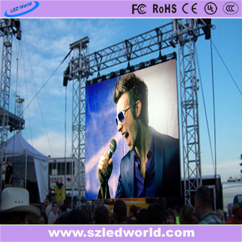 P6.25 Outdoor Rental LED Display/LED Display Supplier From China