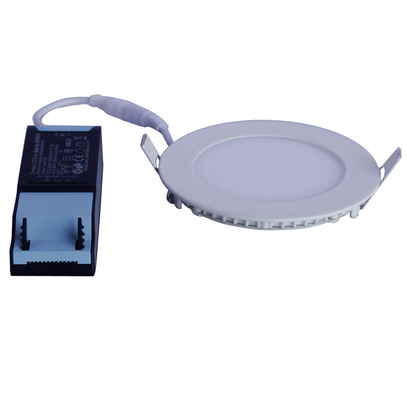 Die-Casting Aluminum Dimmable Round LED Down Light