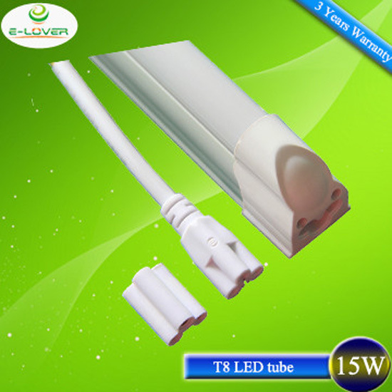 15W SMD 2835 Energy Saving LED T8 Connective Light