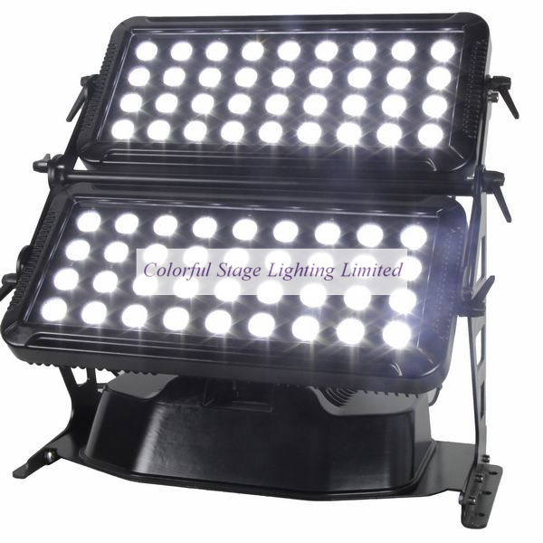 Professional LED Wall Washer Supplier 72*10W RGBW Wall Washer