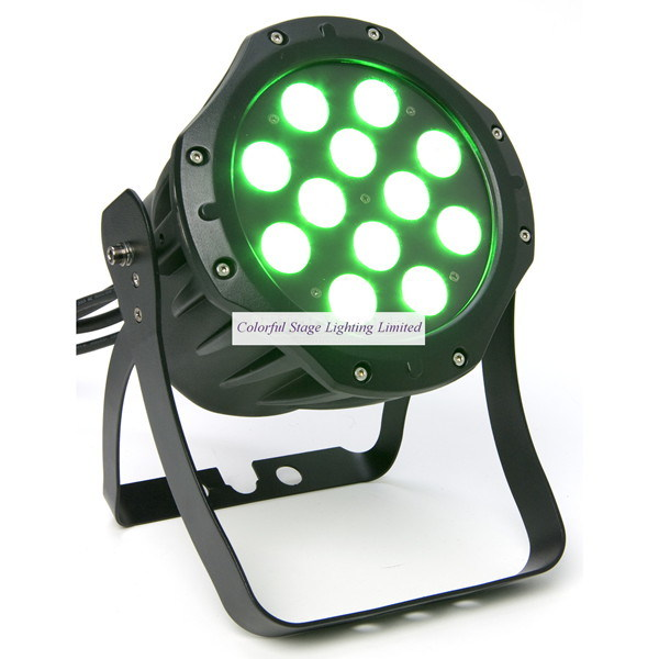 12X10W 4-in-1 Quad Waterproof RGBW LED PAR