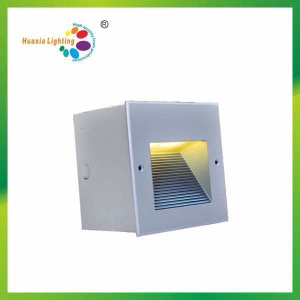 IP65 Aluminum LED Wall Light for Step and Garden