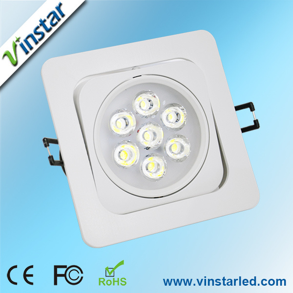 3 Years Warranty High Brightness 7W LED Ceiling Lights