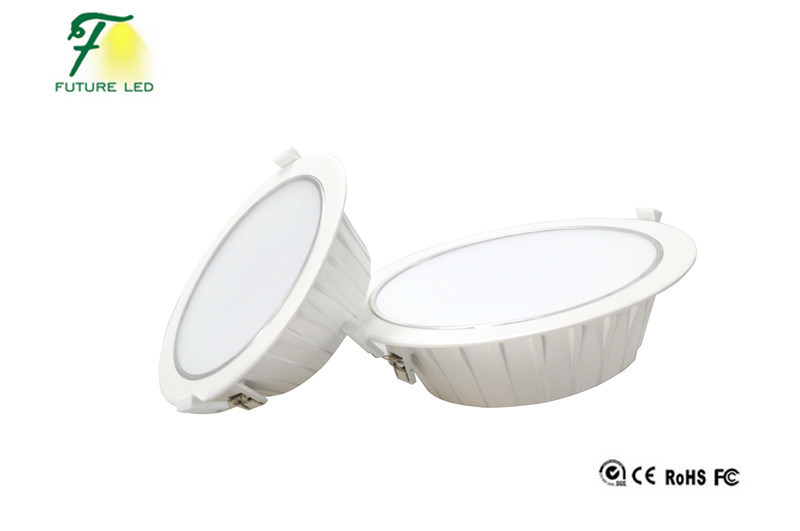 7W Round Die-Cast LED Downlight with Competitive Price