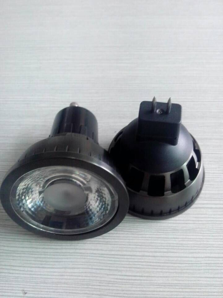 Decorative Spotlight 6W GU10/MR16/E27 LED Spotlight