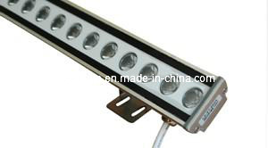 Aluminum with Tempered Glass 18W RGB LED Wall Washer