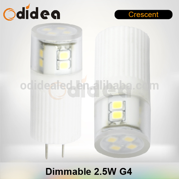 Dimmable 2.5W 170lm High Power G4 Light (CZG425009)