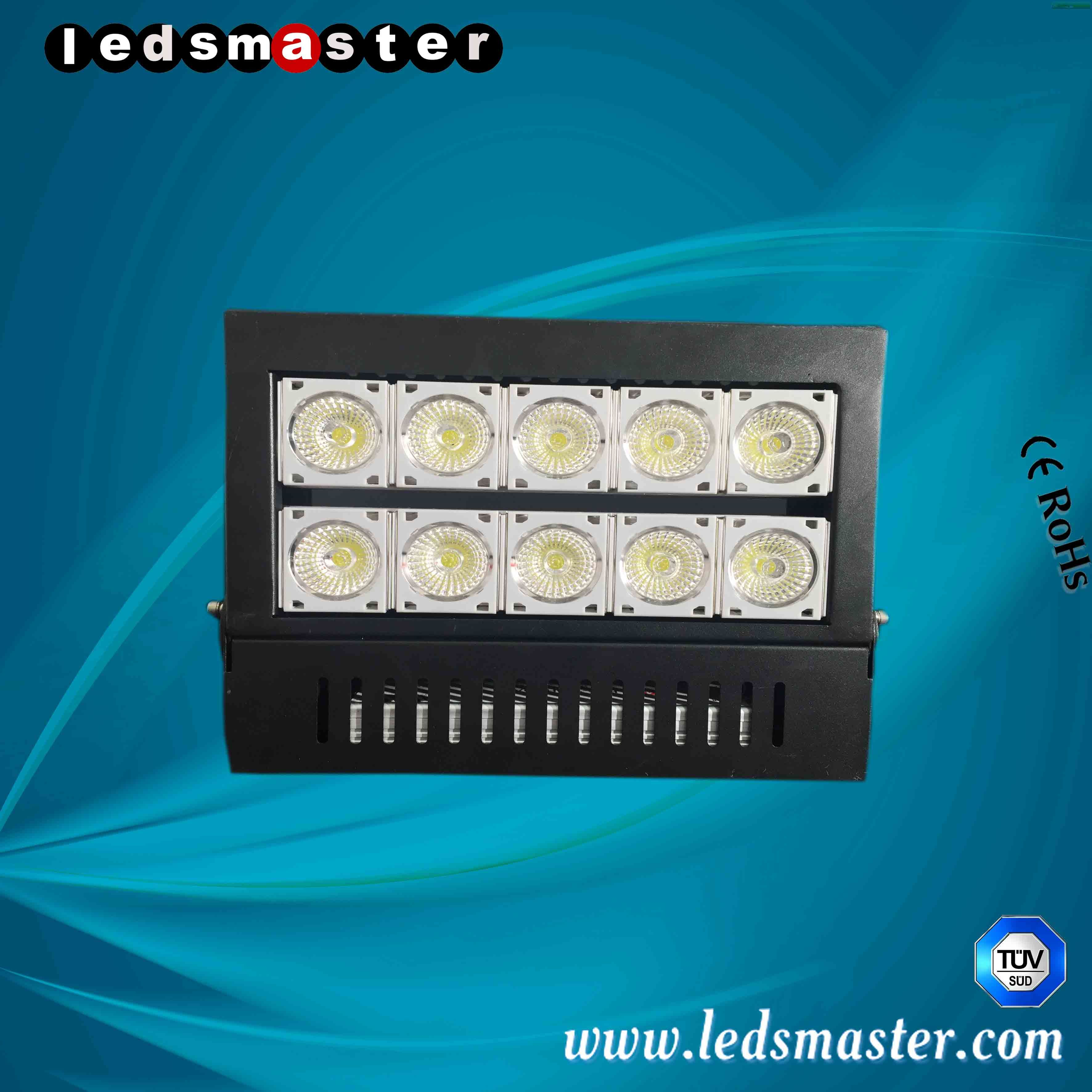 80W Outdoor LED Wall Pack Light with Aluminum Housing