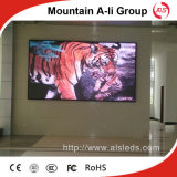High Definition P4 Indoor Die Cast Aluminum Cabinet LED Display