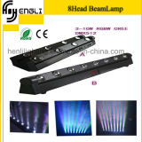 Eight Head RGBW 4in1 LED Beam Light for Stage (HL-053)