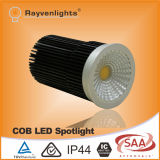 2015 New Design 10W GU10 COB LED Spotlight