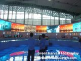 Ultral Light & Slim Indoor P4 P5 P6 P10 Fixed Installation LED Display