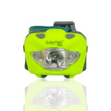 Camping/Hiking/Hand Free LED Head Lights AAA Battery Multifunction LED Headlamp / LED Headlight HP3a