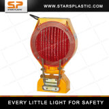 Solar LED Safety Warning Barricade Light