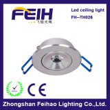 Ultra Power Efficient CE& RoHS1*1W LED Ceiling Light