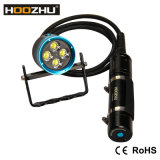 LED Powerful Camping Light Underwater Diving Light 4000lm Dive Light