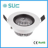 Wholesale 5W LED Down Light with CRI 80 (SLTH-THA3-5*1W)