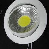 CE&RoHS Adjustable COB 7W LED Ceiling Down Light