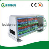 High Bright Outdoor Full Color P5 LED Taxi Display