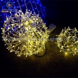 LED Outdoor Waterproof Warm White Decorative Christmas Ball Light for Christmas