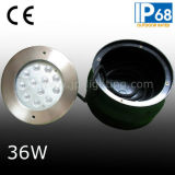 Stainless Steel 36W Underwater LED Swimming Pool Light (JP948122)