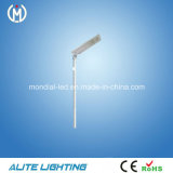 40W/50W LED Intergrated Solar Street Light with CE&RoHS