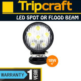 Popular 18W LED Work Lights for Truck (TC-1806R-18W)