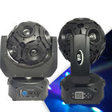 Newest Disco 12PCS Football Stage Beam LED Moving Head DJ Light