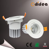 5000k COB Ceiling LED Downlight 10W