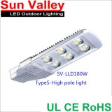 180W High Power LED Street Light