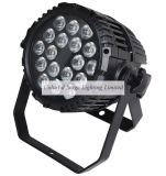 18X10W RGBW 4in1 Outdoor LED PAR Light