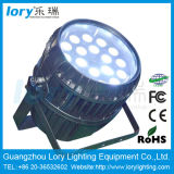 Outdoor 18*10W Waterproof LED PAR Stage Light