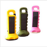 LED Solar Flashlight with 2PCS Super Bright LED