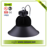 120W CE LED High Bay Light with 0-10V Dimming Options