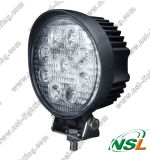 27W 4 Inch EMC LED Work Light 10-30V Flood & Spot LED Work Light