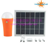 Outdoor Solar LED Light with Mobile Phone Charger