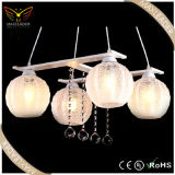 Modern Lighting with Hot Sell aluminum decorative chandelier (MD7205)