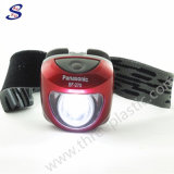 Japan Design Injection LED Flashlight Headlamp