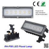 New Made Garden LED Projection Light 6*1W in China