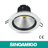 10W COB LED Downlight with CE