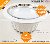High Power 12W LED Ceiling Light/ LED Ceiling Lamp/ LED Down Light