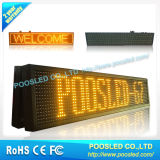 Semi-Outdoor Message Scrolling LED Display