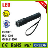 Mini Aluminium Rechargeable CREE LED Flashlights (ZW7300D)