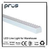 54W IP65 LED Line Light, Linear LED High Bay Light for Warehouse