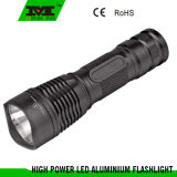 T6061 Aircraft-Grade Hardend Aluminum Brilliant LED Flashlight (8036)