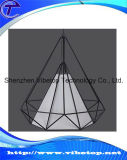New Products Wire Cage Wrought Iron LED Indoor Decorative Chandelier