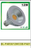 12W Dimmable/Non-Dimmable PAR30 COB LED Spotlight
